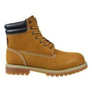 Levi's Harrison Wheat Boot NWT Size 9.5